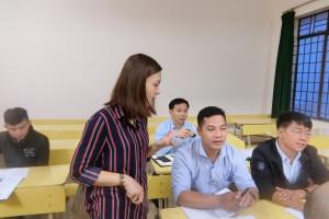 Khai giảng lớp Tiếng Trung