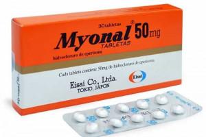 Myonal là thuốc gì? Tác dụng của thuốc Myonal ra sao?